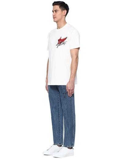 Givenchy Jean Pantolon Mavi